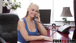 Sarah Vandella In Daddys Calling