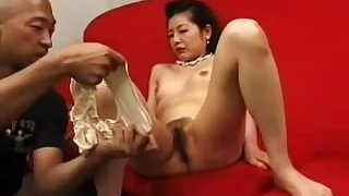 Midget Asian Japanese Granny Banged With Toys 6