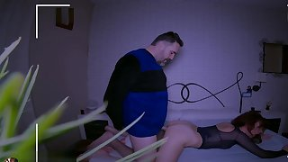 Wife musts scrimp fucking an escort with a hidden camera