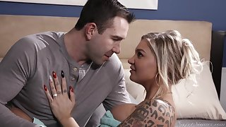 Alison Avery inked MILF porn video