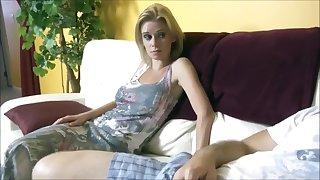 Horny Stepmom Wants Stepsons Hard Cock