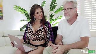POV video be beneficial to an older guy fucking mature housewife Coralyn Perfect example