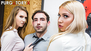 PURGATORYX I Hate My Boss Vol 1 Part 3 with Chanel and Ashley