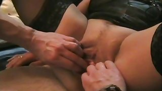Christine01 fucked to orgasm