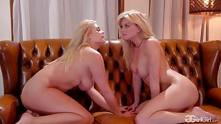 Katy Jayne With the addition of Sedate Siren Lesbian Porn
