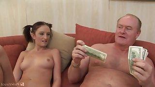 Tori (Mackenzie) Shagging Hard Teenager Stepson - Big penis